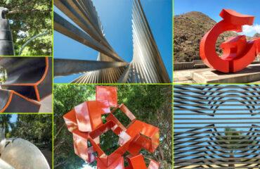 Esculturas urbanas en Santa Cruz de Tenerife
